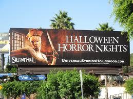 daily billboard halloween horror nights universal studios silent