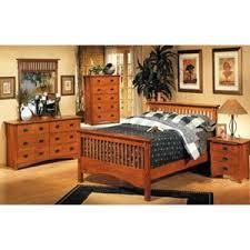 mission style bedroom set bedroom furniture 5 piece mission style bedroom set 3291 co