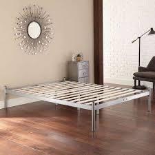 Platform Bed Frame Bed Frames U0026 Box Springs Bedroom Furniture The Home Depot