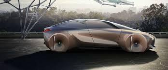 bmw van auto van de toekomst bmw vision next 100