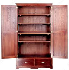 Unfinished Wood Storage Cabinets Pantry Storage Cabinets With Doors Tags Unusual Free Standing