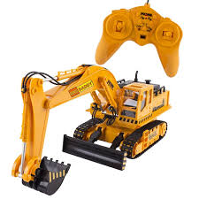 amazon com big daddy full functional excavator electric rc
