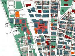detailed map of new york detailed map of new york city s financial district