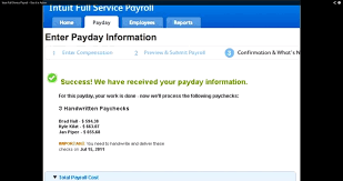 intuit online payroll pricing features reviews u0026 comparison of