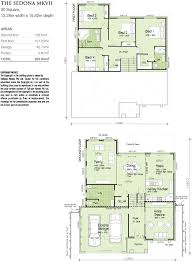 sedona mk 7 tri level living areas downstairs hip roof home