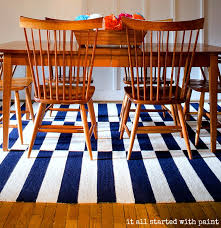 Blue And White Striped Rugs Uk Navy Blue Striped Rug Rug Designs