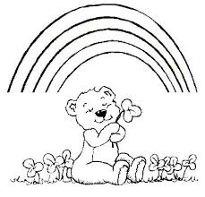 teddy bear coloring pages free printable coloring pages ideas