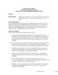 Sample Resume For Newly Graduated Student by New Grad Lpn Resume Resume For Your Job Application