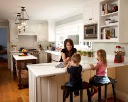 island peninsula kitchen decorating traditional kitchen island with peninsula ideas home