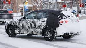 maserati snow maserati levante spied showing new details
