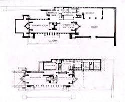 frank lloyd wright style home plans the prairie style home evstudio architect engineer denver