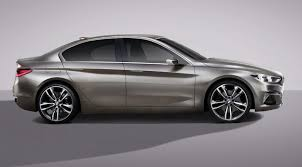 bmw 1 series sedan previewed with new compact concept photos 1