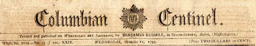proclamation thanksgiving day 1795 massachusetts wallbuilders