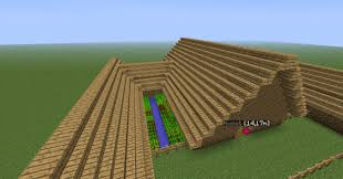 the big farmer house minecraft project