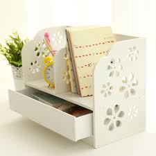 Decorative Desk Organizer Europe Style Carved Wooden Storage Box Desk Organizer Diy Home