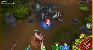 best android mmorpg arcane legends preview android mmorpg jtm