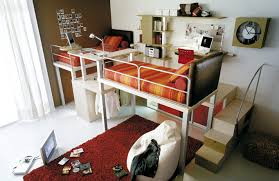 Pictures Of Bunk Beds With Desk Underneath Bedroom Beautiful Bed With Desk Underneath Vizimac Nice Loft Bed