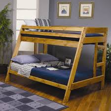 Bunk Bed With Trundle Wooden Bunk Beds Twin Over Full With Trundle Special Wooden Bunk