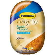 butterball turkeys on sale bb everyday oven roasted turkey breast walmart