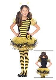 teen bumble bee costume