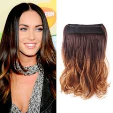 14 inch hair extensions flip in secret miracle wire hair extensions 14 inch brown to