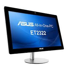 ordinateur de bureau asus pas cher ordinateur asus et2322inth b007q tout en un 23 tactile prix