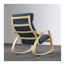 Rocking Chair Po繖ng Rocking Chair Knisa Black Ikea