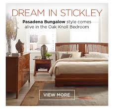 Mission Bedroom Furniture Rochester Ny by Stickley Furniture Since 1900