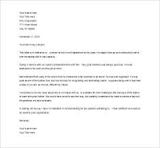 template for a recommendation letter zanews info
