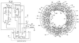 amazing motor wiring diagram single phase pictures wiring