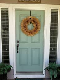 what colour to paint front door of a beige house google search