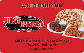 fast food gift cards just pizza wing co gift cards