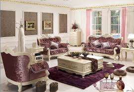 Romantic Style Living Room Living Room Design Ideas - Romantic living room decor