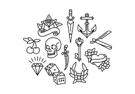 tattoo free vector art 2023 free downloads