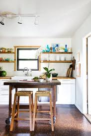 apartment therapy kitchen island 6 ways to make a small kitchen look infinitely bigger apartment