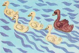 ugly duckling story