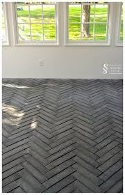 Herringbone Bathroom Floor by Beautiful Herringbone 4 U2033 X 16 U2033 Tiles From Artobrick From