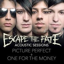 one for the money acoustic a song by escape the fate on spotify