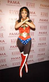 wonder woman halloween costume kim kardashian as wonder woman halloween pinterest kim