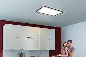 Kitchen Extractor Ceiling Kitchen Extractor Light Luxair Cooker Hoods Youtube