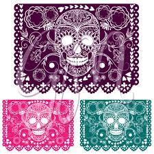 halloween personal checks sugar skull digital pictures day of the dead clip art digital