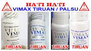 ciri vimax asli dan palsu terlengkap dan akurat 2017