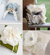 wedding ring holder how to diy wedding ring pillow bearer