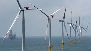 sold first parcels auctioned for future offshore wind farms the