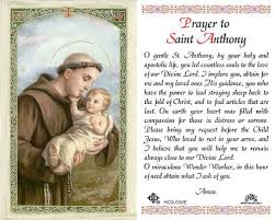 the 25 best st anthony prayer ideas on mate one st