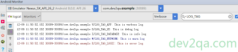 android log android logcat and logging best practice