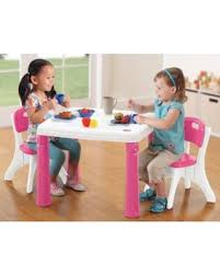 step2 table and chairs green and tan amazing deal on step2 table and chairs set pink