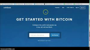 how to sign up for coinbase get funded and withdraw basic bitcoin