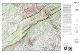 Appalachian Trail Map Pennsylvania by Mytopo Custom Topo Maps Aerial Photos Online Maps And Map