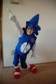 Sonic Halloween Costume Sega Blog Sega Fan Halloween